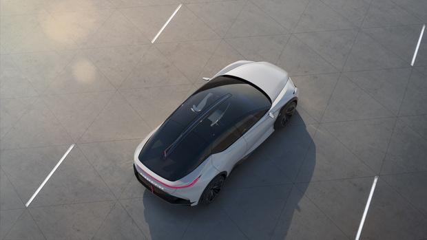 Фото №2 - Lexus представил новый концепт-кар с полностью электронной системой управления