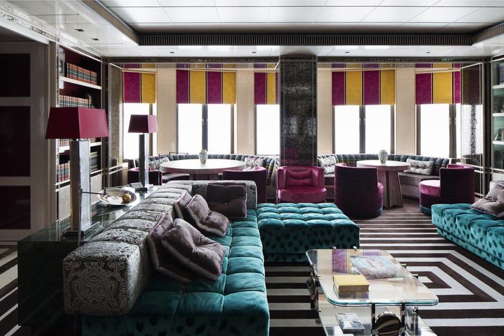 Фото №2 - Самые красивые комнаты за 20 лет: гостиные