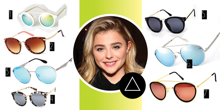 Фото №3 - Инструкция: как выбрать идеальные солнцезащитные очки по типу лица