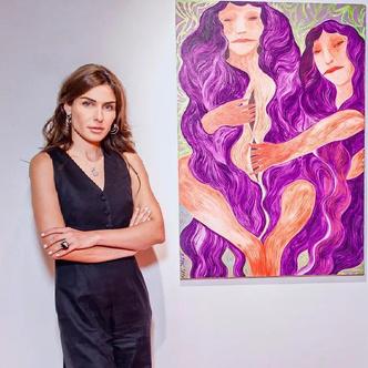 Фото №1 - Домашняя коллекция: какие произведения искусства есть дома у галериста Тамуны Аршба