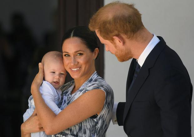 Меган Маркл и принц Гарри ждут второго ребенка