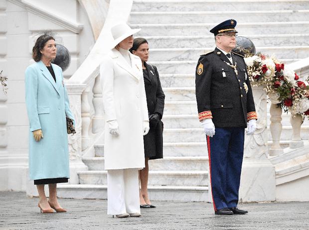 Фото №3 - Княжеская семья отпраздновала Национальный день Монако