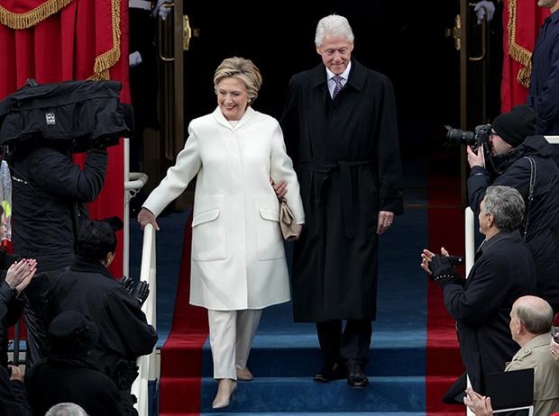 Фото №9 - Рождение fashion-звезды: Мелания Трамп на инаугурации