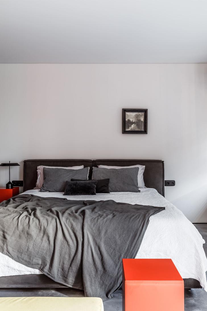 Фото №7 - Квартира с эффектной ванной в Краснодаре 89 м²