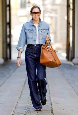 Фото №9 - Как выбрать идеальные джинсы по типу фигуры