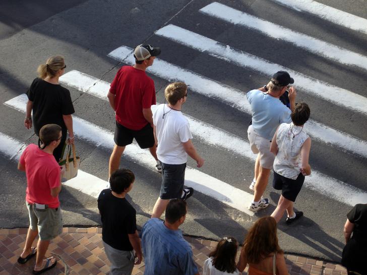Фото №1 - Агрессивного человека выдает походка