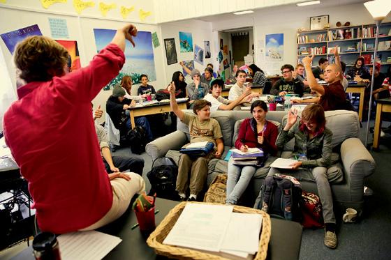 Фото №6 - Сделано с любовью: американская система образования