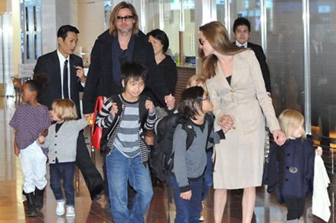 Фото №3 - Анджелина Джоли: «Благодаря Брэду я научилась думать о счастье»