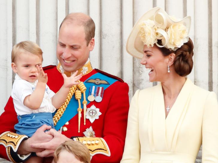 Фото №3 - Королевская традиция, которую нарушила Кейт при рождении принца Джорджа