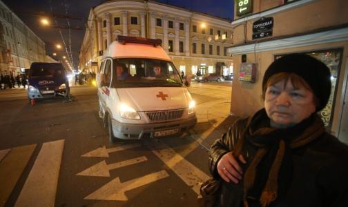 Фото №1 - После скандала с петербургской «Скорой» Ольга Казанская просит вернуть вытрезвители