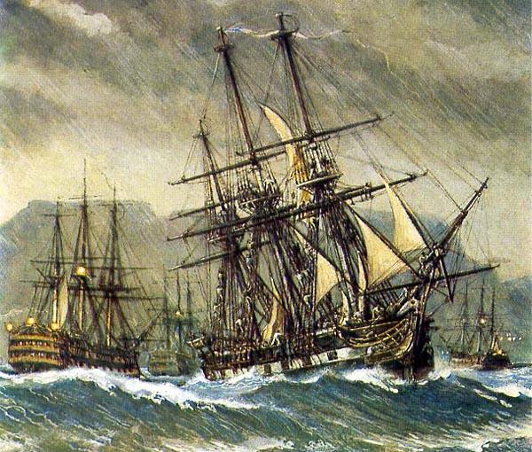 Фото №1 - Адмирал из Торопца