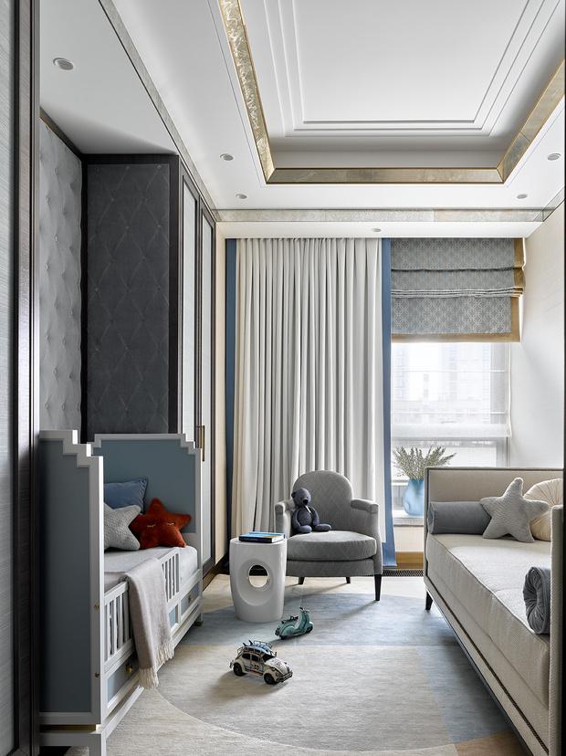 Фото №8 - Новая классика в московской квартире