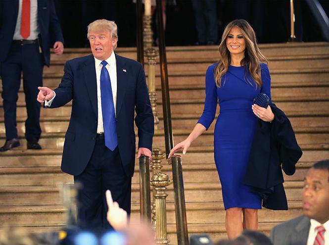 Фото №22 - Стиль Мелании Трамп: фэшн-привычки новой первой леди США