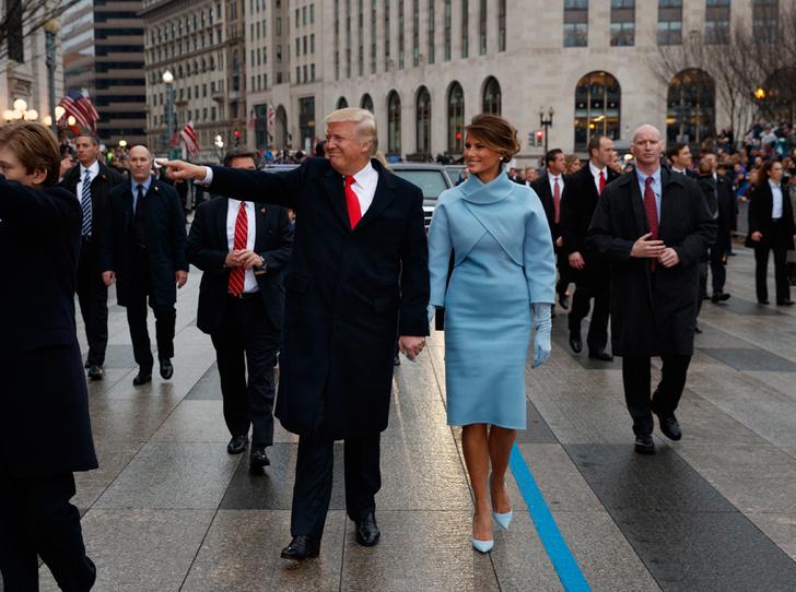 Фото №7 - 10 любопытных фактов о Мелании Трамп