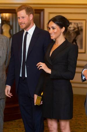 Фото №12 - Что такое королевский протокол и действительно ли Меган Маркл всегда его нарушает