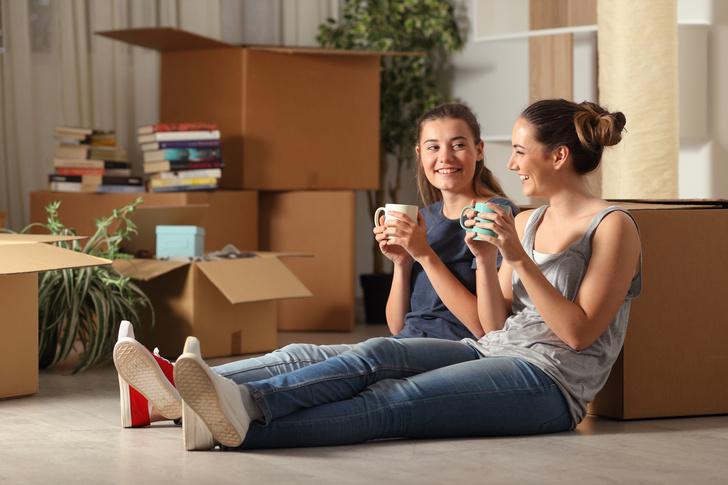 Фото №7 - Соседское соглашение, или как выжить с подругой на съемной квартире