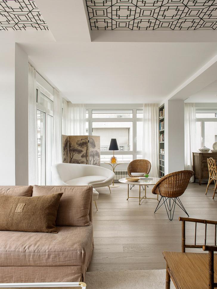 Фото №4 - Светлая квартира для семьи с детьми под Мадридом