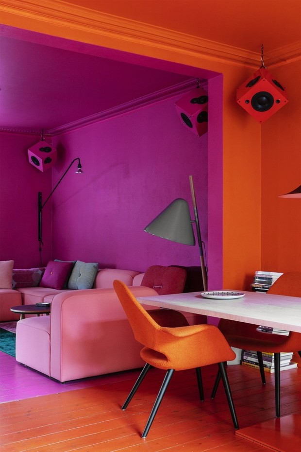 Фото №2 - Яркий дом в Копенгагене
