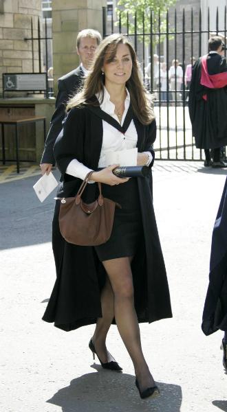 Фото №2 - Какое прозвище Кейт Миддлтон получила в университете