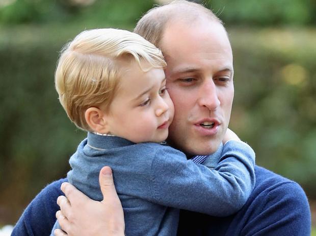 Фото №4 - 25 по-настоящему милых фото самых знаменитых отцов в мире