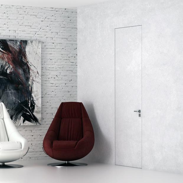 Фото №15 - Скрытые возможности: двери-невидимки в интерьере