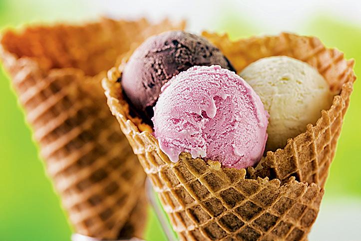Фото №1 - В Великобритании решили проблему тающего мороженого