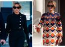 Обратная трансформация: как Мелания Трамп за один день превратилась из Первой леди в жену миллиардера