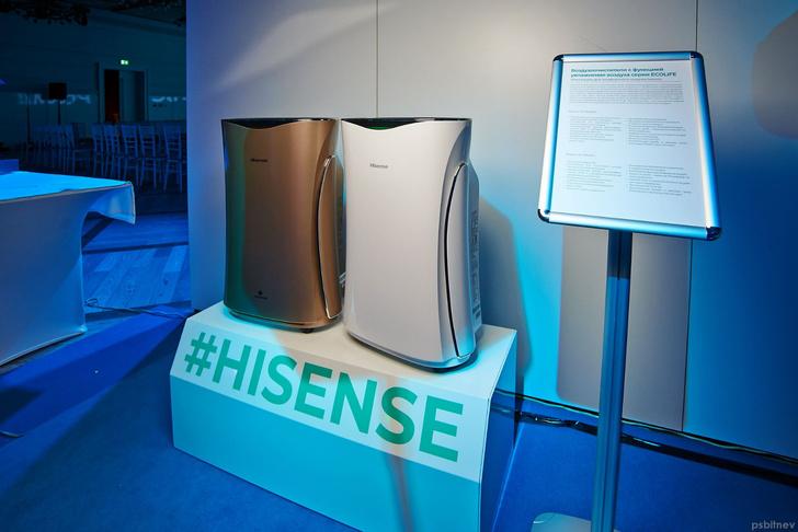 Фото №2 - Официальное открытие представительства Hisense в России