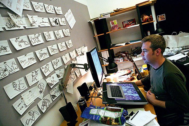 Фото №5 - Рабы лампы: прогулка по анимационной студии Pixar