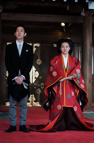 Фото №6 - В Японии стало на одну принцессу меньше (и на одну счастливую девушку больше)