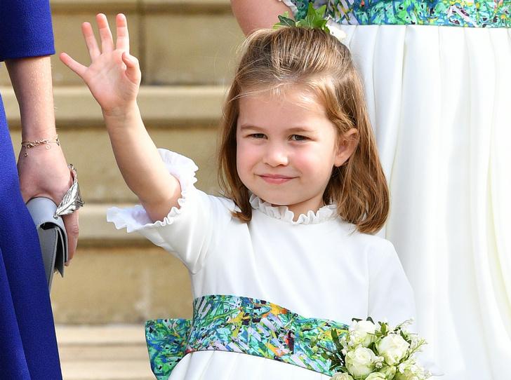 Фото №1 - Где будет учиться принцесса Шарлотта