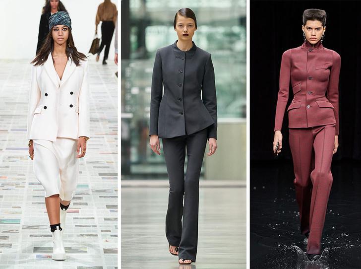 Фото №3 - 10 трендов осени и зимы 2020/21 с Недели моды в Париже