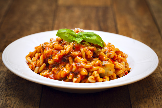 Фото №3 - Итальянский ужин с «Помидоркой»