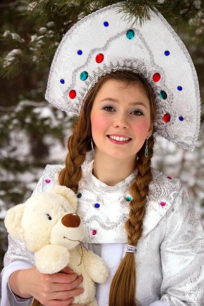 Заказ Снегурочки на Новый год в Челябинске