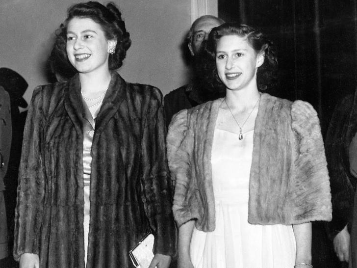 Фото №1 - Почему придворные предпочитали общаться с юной Маргарет, а не с Елизаветой