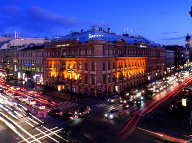 Фото №1 - 6 фактов о Санкт-Петербурге, которые расскажет отель Radisson Royal St. Petersburg