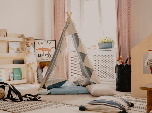 Фото №1 - Как правильно обустроить детскую комнату
