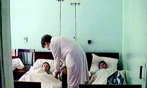Фото №1 - Учеников гатчинского лицея №3 выписывают из больницы