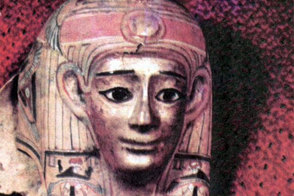 Фото №1 - О путешествии Ун-Амуна, работниках царства Осириса и двойнике души «Ка»
