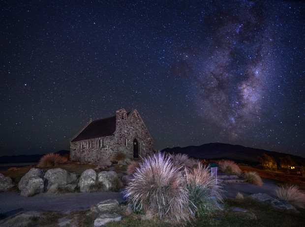 Фото №13 - Звездная карта: самые красивые фото ночного неба