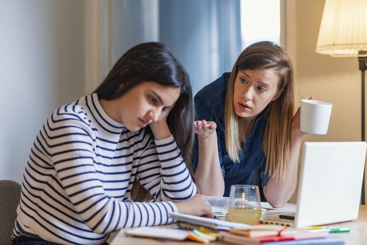 Фото №1 - Как обиды на маму влияют на отношения с мужем