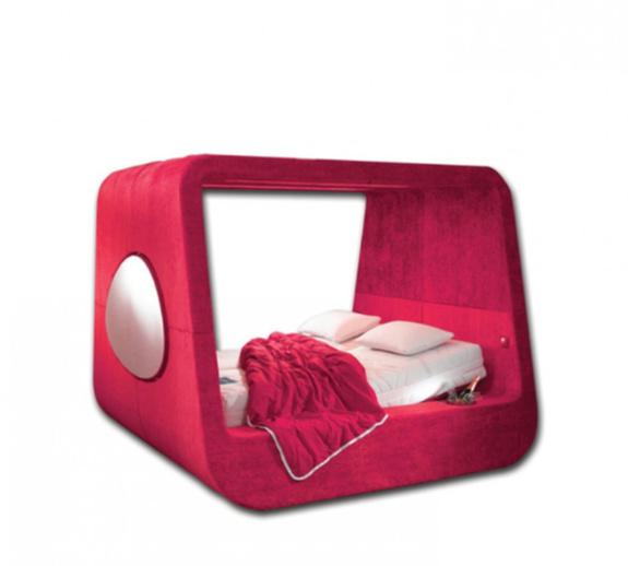 Фото №3 - Сон на миллион: 10 самых дорогих кроватей в мире
