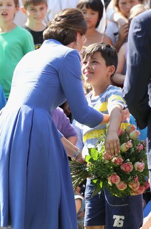 Фото №4 - Немецкие СМИ признали Кейт Миддлтон второй принцессой Дианой