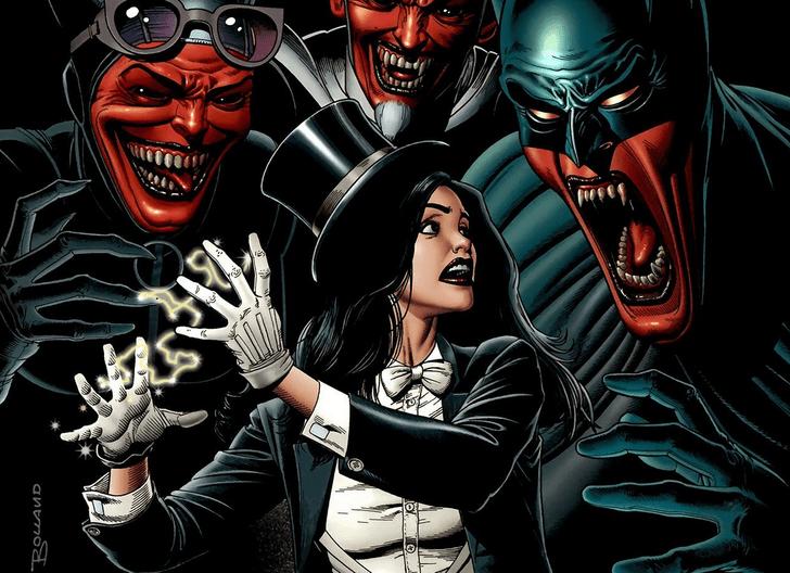 Фото №6 - Girl Power: 10 крутых героинь комиксов, которые не уступают Харли Квинн