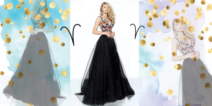 Фото №1 - Мы знаем, какое платье сделает тебя королевой выпускного!