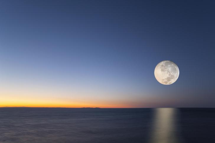Фото №1 - Ученые нашли объяснение таинственному «исчезновению» Луны в 1110 году