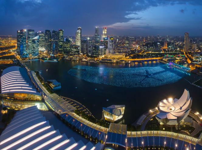 Фото №1 - Выиграйте путешествие на двоих в Сингапур!