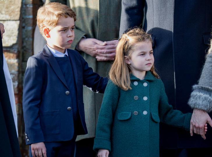 Фото №1 - Некоролевский рацион: что больше всего любят есть принц Джордж и принцесса Шарлотта