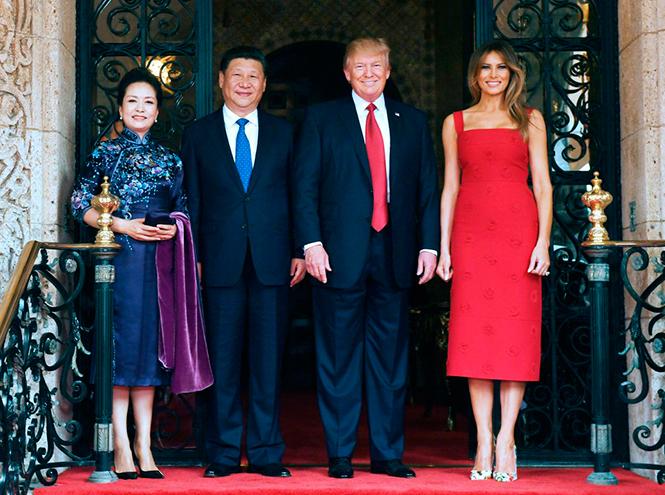 Фото №13 - Мелания Трамп: новые стандарты стиля Первой леди