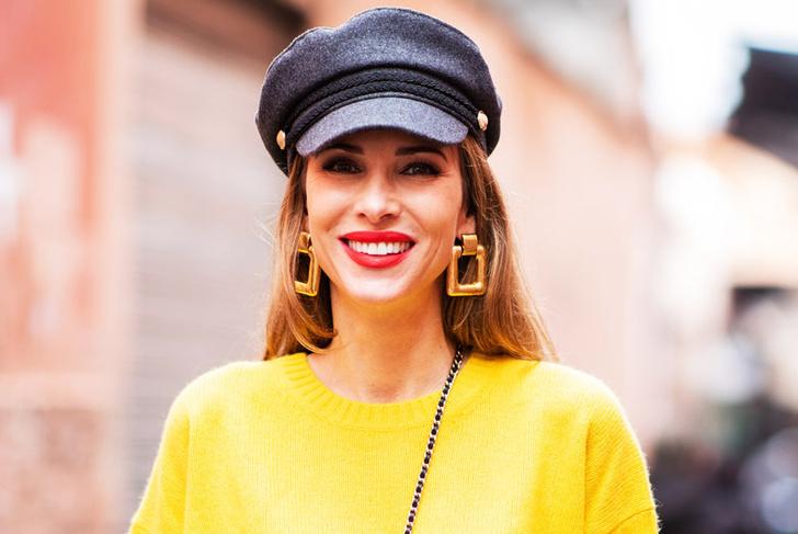 Как носить шапку: фото